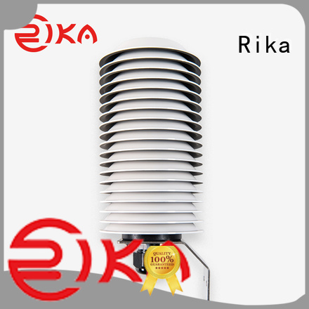 great weather station radiation shield manufacturer for temperature measurement
