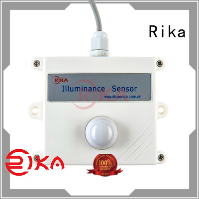 Rika best pyranometer solar radiation solution provider for hydrological weather applications