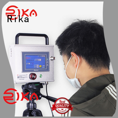 Rika best thermal imaging equipment factory for temperature detection in high traffic areas