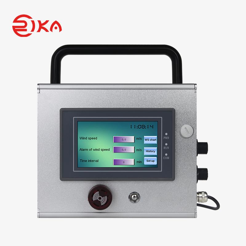 Rika Sensors best data logger industry for hydrometeorological stations-1