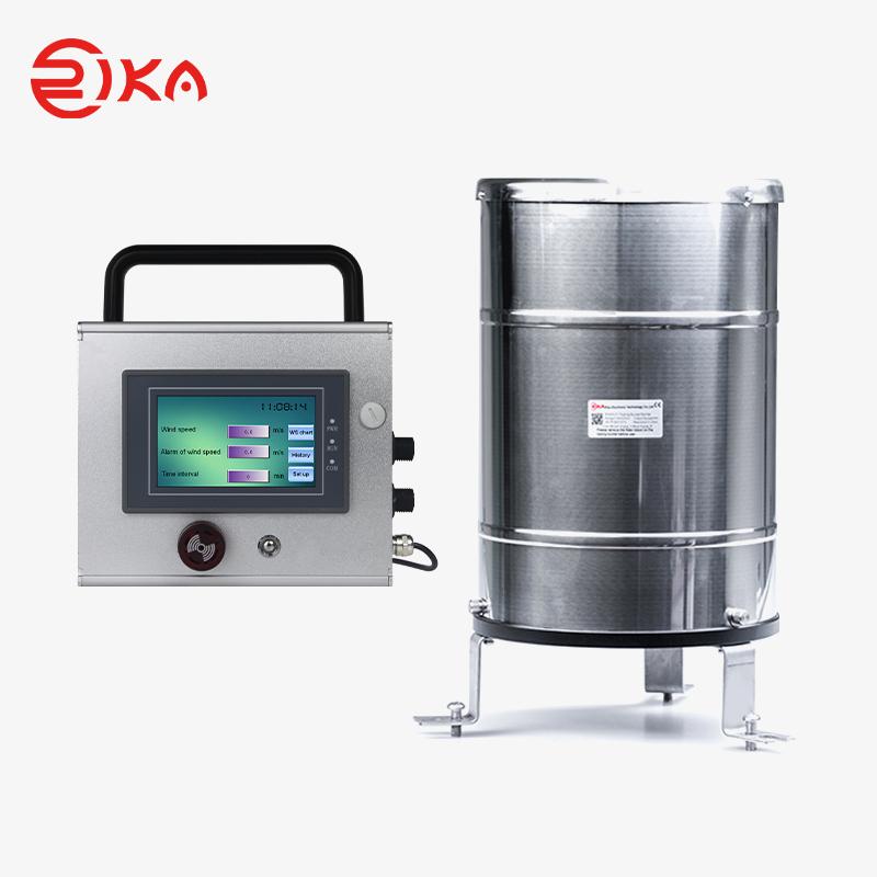 perfect electronic rain gauge sensor solution provider for hydrometeorological monitoring-1