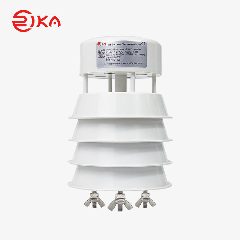 RK900-09 Miniature Ultrasonic Weather Station