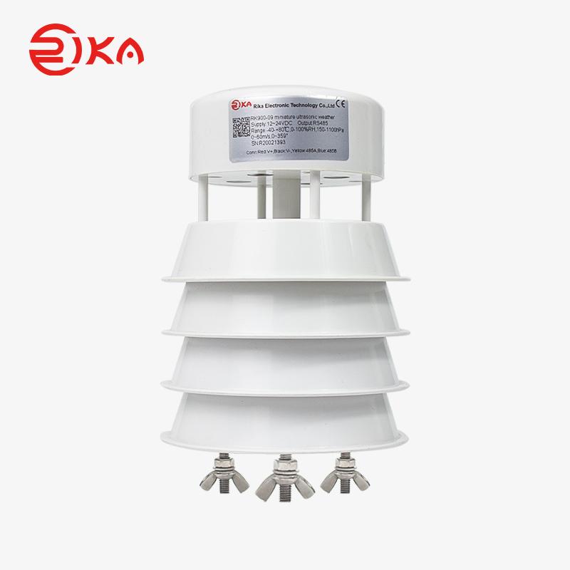 RK900-09 Miniature Ultrasonic Weather Station