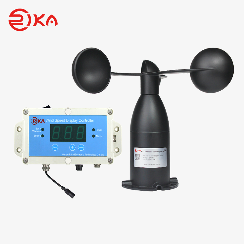 RK150-01 Wind Speed Sensor and Indicator