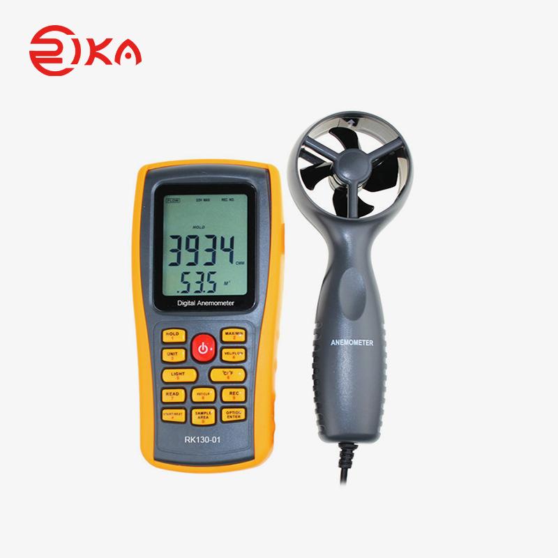 RK130-01 Handheld Digital Anemometer