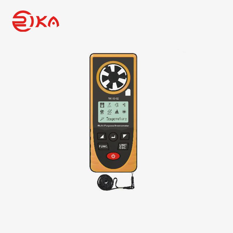 RK130-02 Multi-Purpose Anemometer