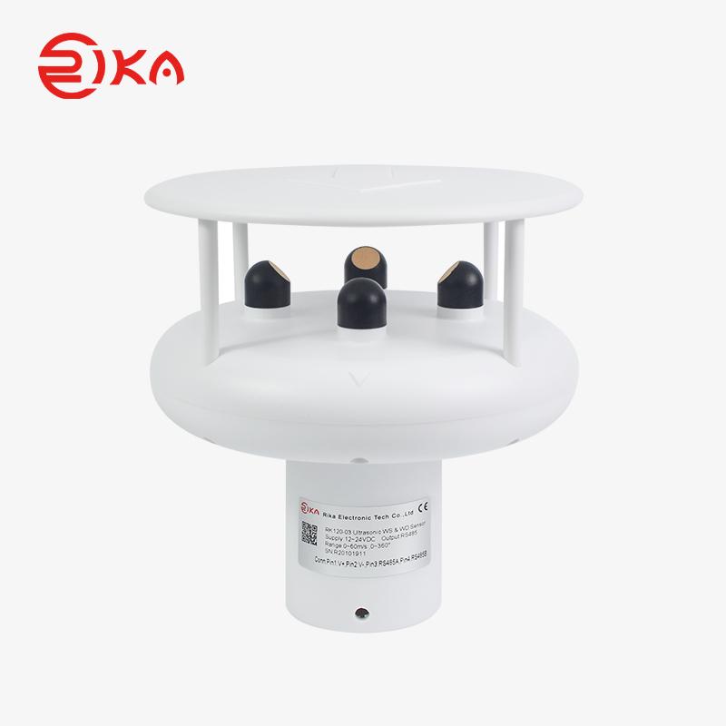 RK120-03 Ultrasonic Wind Speed & Direction Sensor