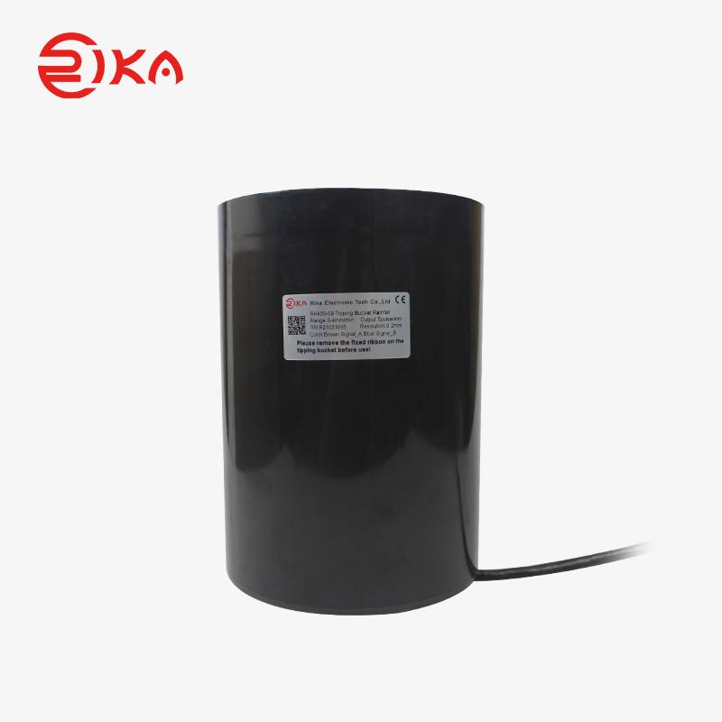 RK400-09 Miniature Tipping Bucket Rainfall Sensor