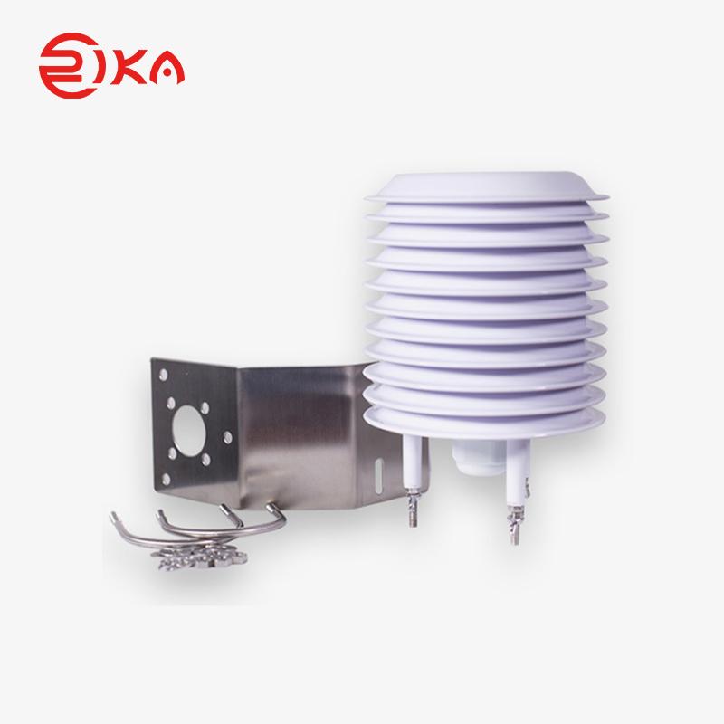 Rika Sensors solar radiation shield factory for temperature measurement-1