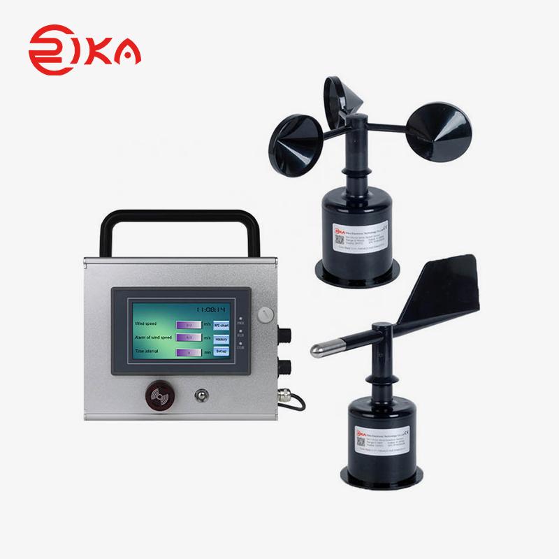 RK160-02 Wind Station Wind Speed & Direction Display Recorder