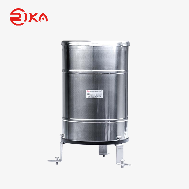 RK400-01 Metal Tipping Bucket Rainfall Sensor Rain Gauge
