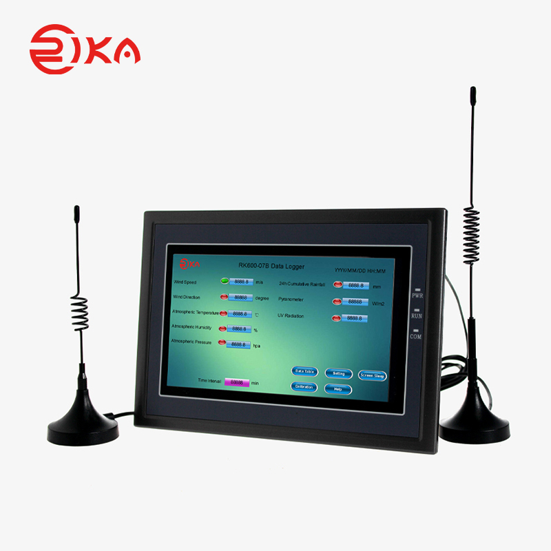RK600-07B Data Logger of Automatic Weather Station
