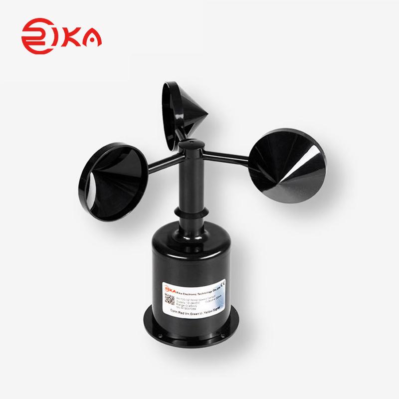 RK100-02 Plastic Wind Speed Sensor Wind Anemometer