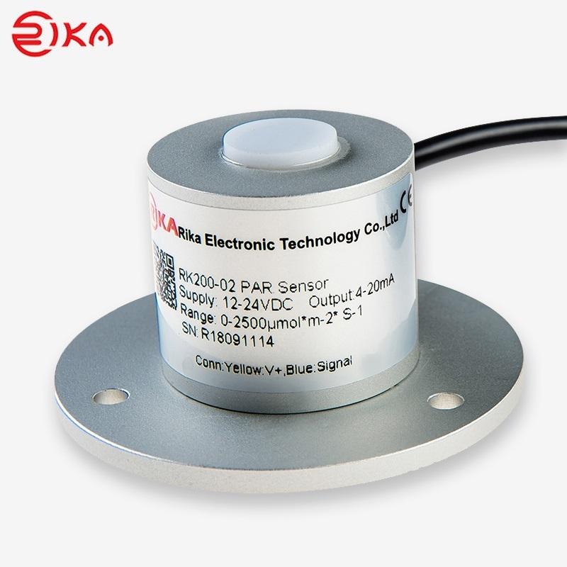 RK200-02 PAR Sensor Solar Radiation Measuring Instrument