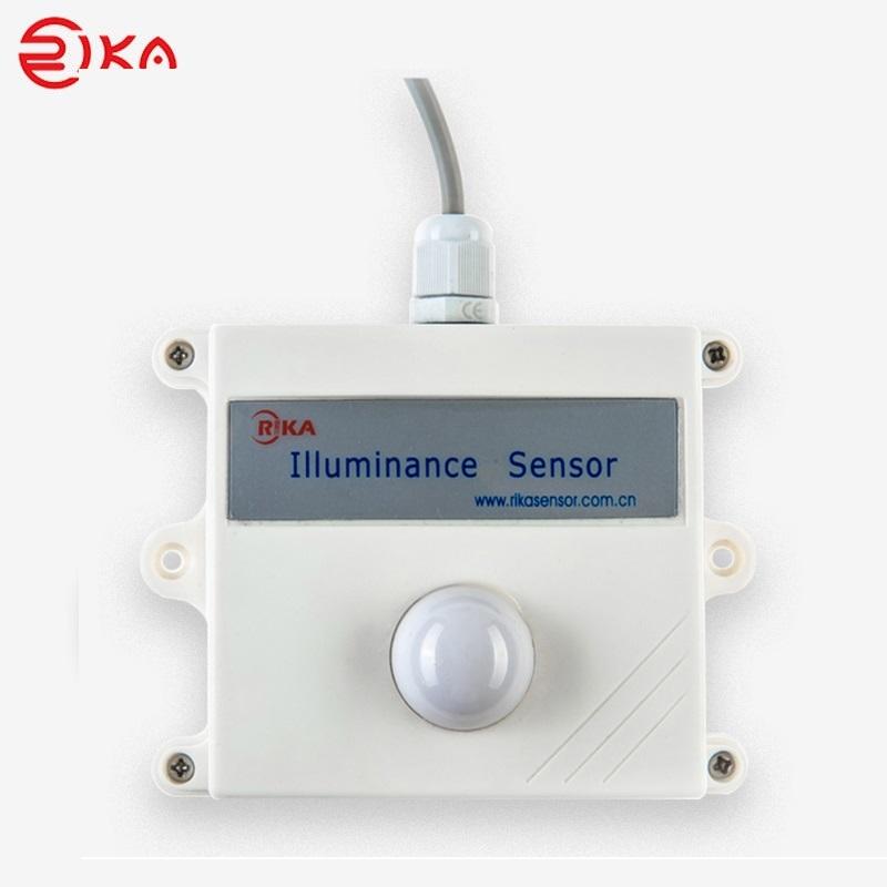 RK210-01 Solar Illuminance Sensor