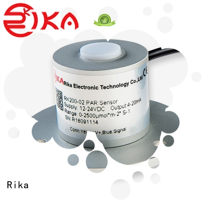 Rika great illuminance sensor supplier
