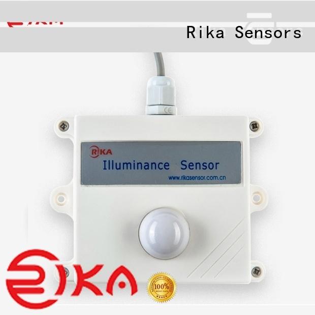 Rika Sensors solar radiation sensor supplier