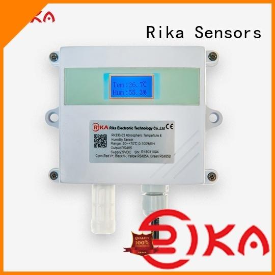 environmental temperature monitoring
