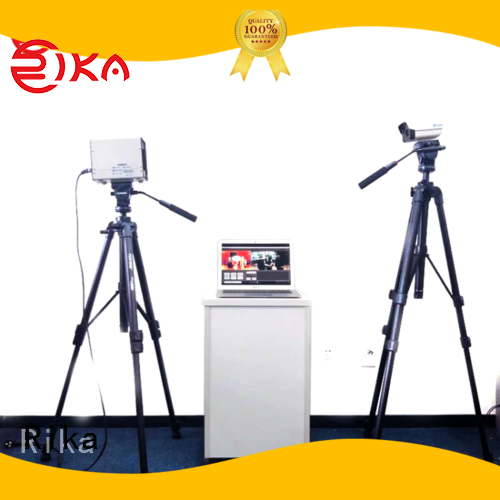 Rika top accurate weather station solution provider for humidity parameters measurement