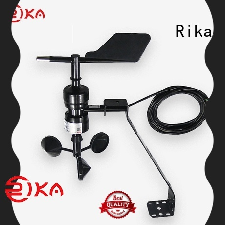 Rika perfect wind speed and direction indicator factory for meteorology field