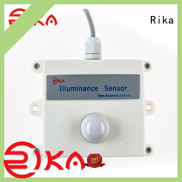 Rika great illuminance sensor industry for agricultural applications